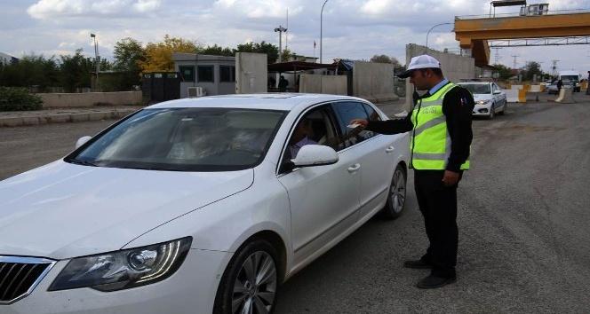 Muş'ta 'Trafik Güvenliği' denetimi