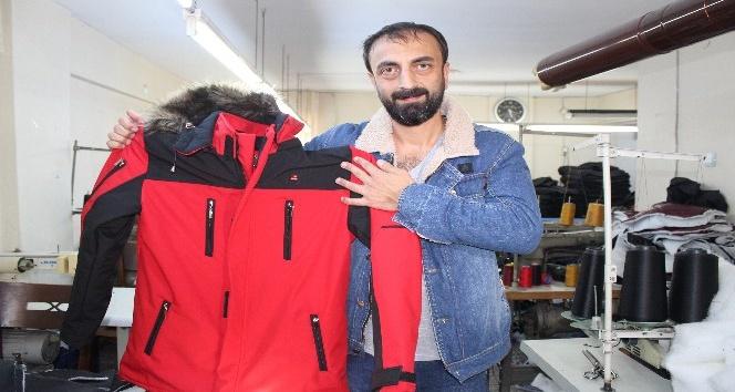 (Özel haber) Türk girişimciden 55 dereceye kadar ısıtan mont