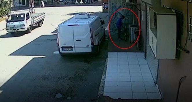 Bisiklet hırsızından pişkin cevap: