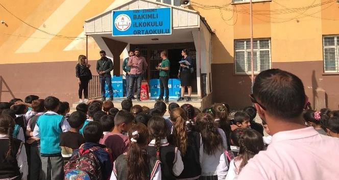 Edremit Belediyesinden geri dönüşüm eğitimleri