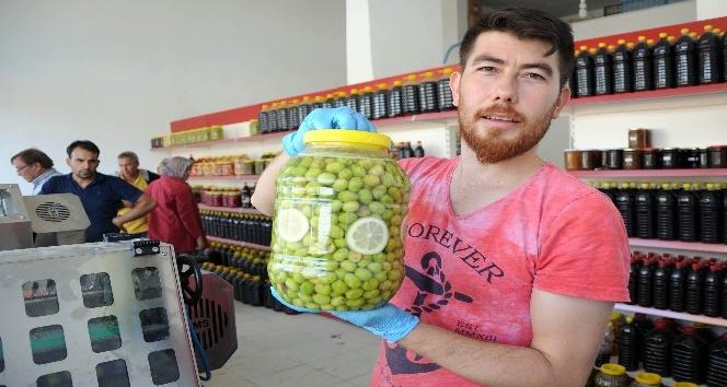 Genç girişimci atanamayınca zeytin kırma tesisi kurdu