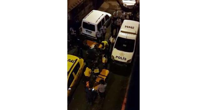 (Özel Haber)  Kasaptan et çalmaya çalışan hırsızları polis vurarak yakaladı.