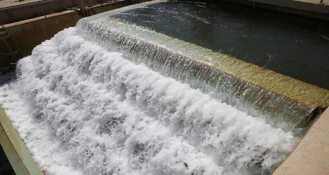 Siirt'te günlük 52 bin metreküp su arıtılıyor