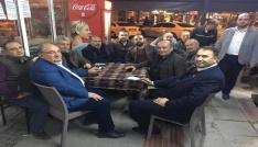 Ak Partiden Karaağaç Mahallesi ziyaretleri