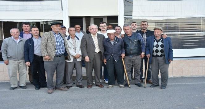 Başkan Albayrak Çorlu ve Muratlı'da vatandaşlarla bir araya geldi