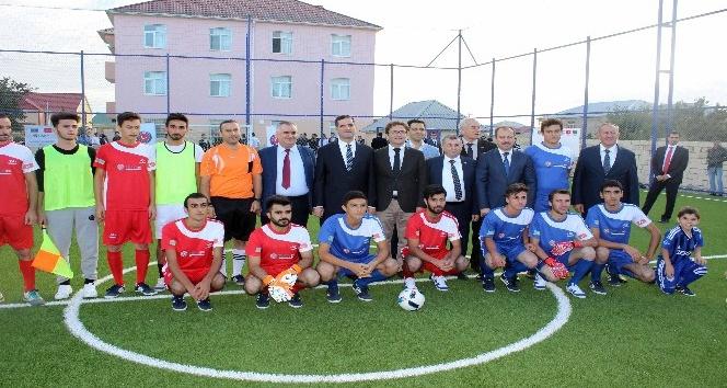 TİKA'dan Azerbaycan'da genç sporculara destek