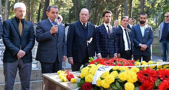 Dursun Özbek: 'Onların emanetini en iyi şekilde temsil etmek görevimiz'