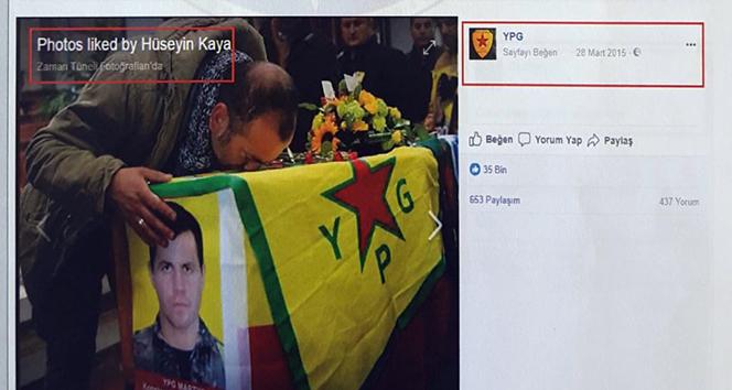 FETÖ-PKK işbirliği operasyonda ortaya çıktı