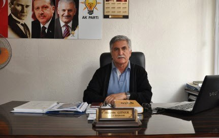 Simav AK Parti kongresi hazır