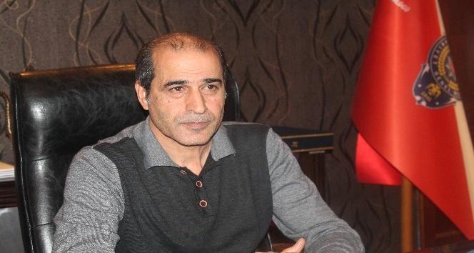 Niğde Emniyet Müdürü Salim Cebeloğlu: 'Amacımız Niğde'yi huzurlu, halkın günün her saatinde, gecenin her saatinde güvenle gezebileceği bir yer haline getirmek'