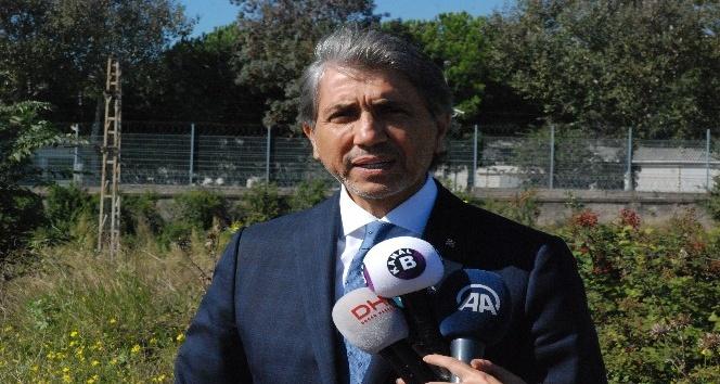 """Başkan Mustafa Demir, """"Bizim önerimizle burası asla ve asla inşaata açılmayacak"""""""