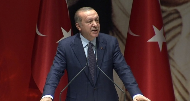 Cumhurbaşkanı Erdoğan: 'Dünyadaki en sorumsuz ana muhalefet partisine sahibiz'