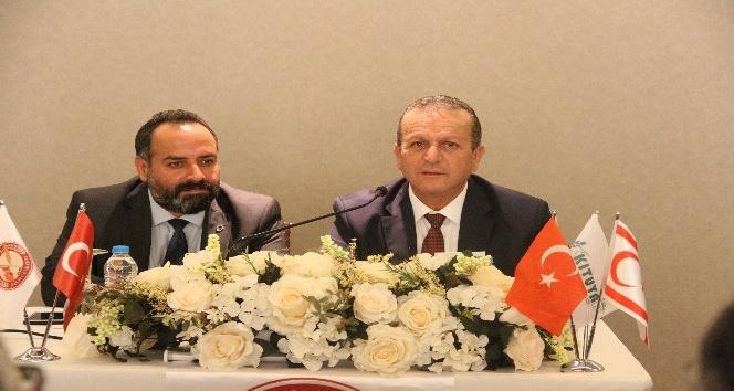 KKTC Bakanı Ataoğlu'ndan Kıbrıs değerlendirmesi