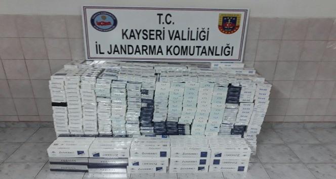 Sigara Kaçakçısı 7 Kişi Gözaltına Alındı