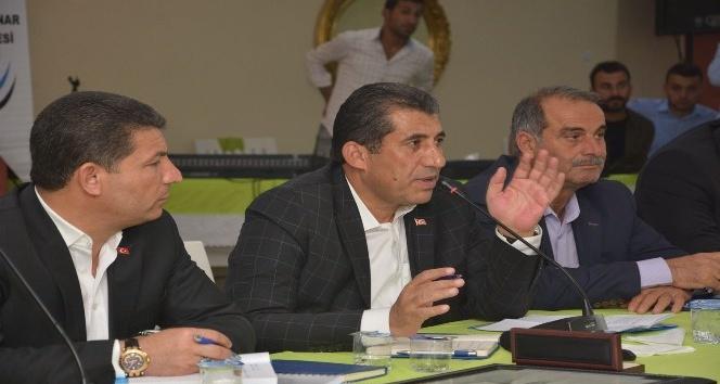 Ceylanpınar'da halk dayanışma meclisi toplantısı
