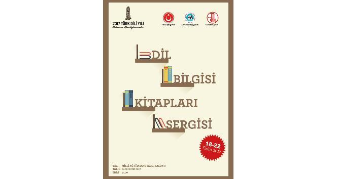 Türk Dil Kurumundan 'Dil Bilgisi Kitapları Sergisi'