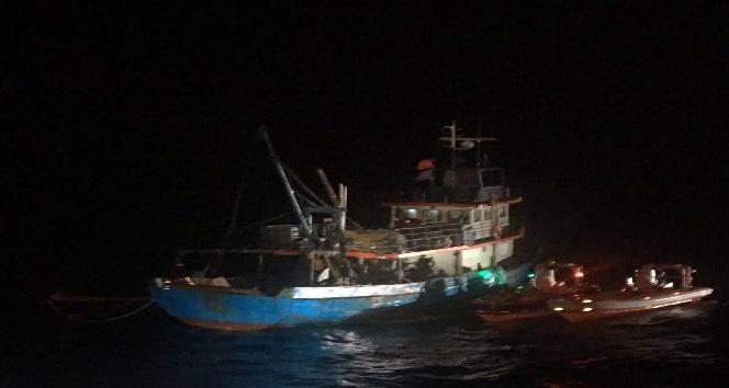 PKK'lıları Muğla'ya getiren 'Santo' isimli tekneye operasyon böyle düzenlendi