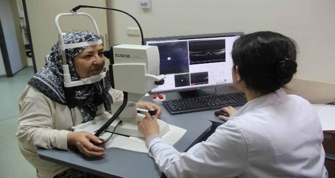 Mevcut körlüğün yüzde 80'i tedavi edilebilir