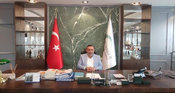 Toruntay'dan Ankara'nın başkent oluşunun 94'üncü yıl dönümü mesajı