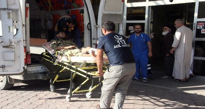 Suriye'de PYD ile çatışan 2 ÖSO askeri yaralandı