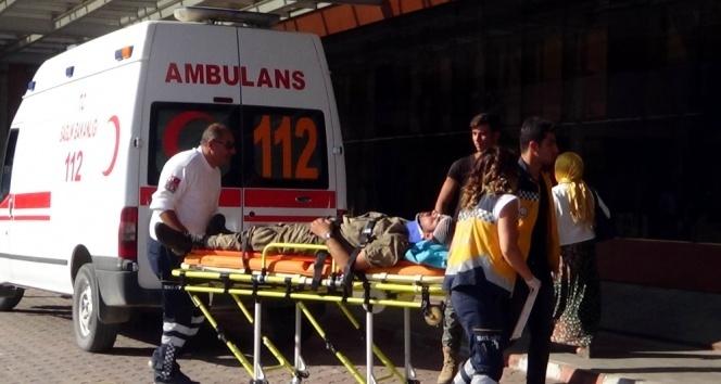 Suriyede PYD ile çatışan 2 ÖSO askeri yaralandı
