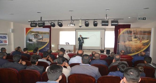 İnci Kefali balığının korunması ve tanıtım konferansı