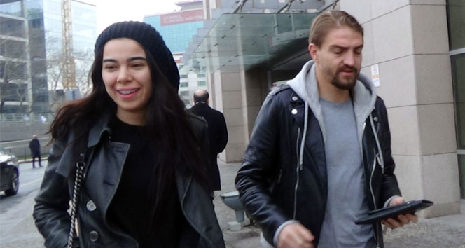 Caner Erkin ile Asena Atalay'ın velayet davasında olay çıktı