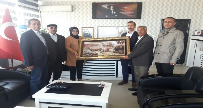 Başkan Koç'tan kurumlara ziyaret