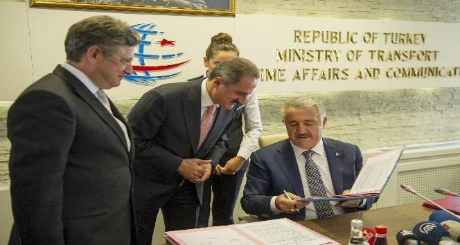30 Ekim'de Bakü'den ilk resmi sefer başlıyor