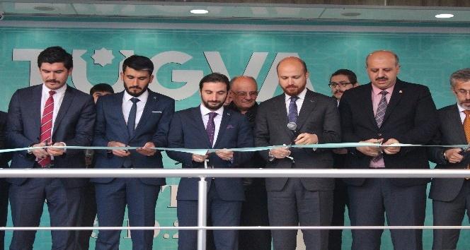 Bilal Erdoğan, Bolu'da TÜGVA binasının açılışına katıldı