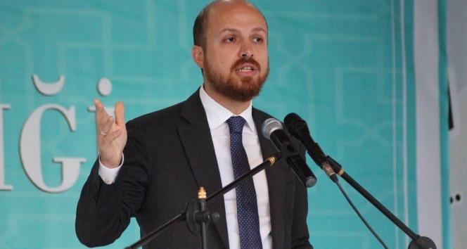 Bilal Erdoğan, Boluda TÜGVA binasının açılışına katıldı