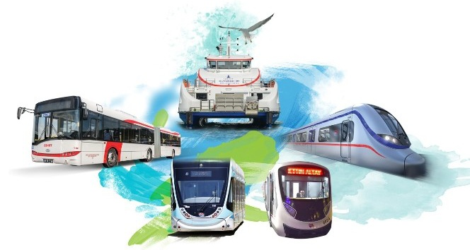 İzmir ulaşımına 29 Ekim tarifesi: 1 kuruş