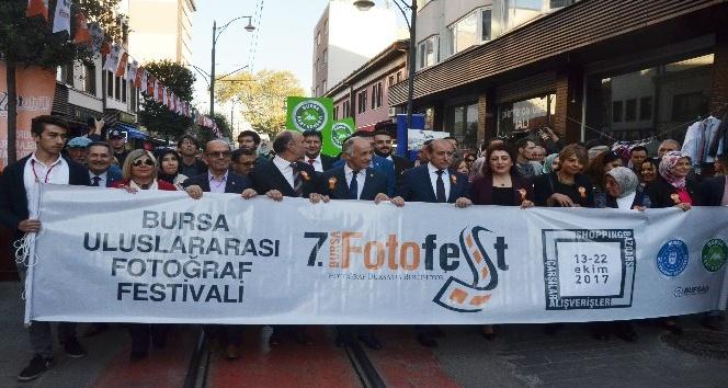 Bursa Fotoğraf Festivali'ne 836 fotoğrafçı katıldı