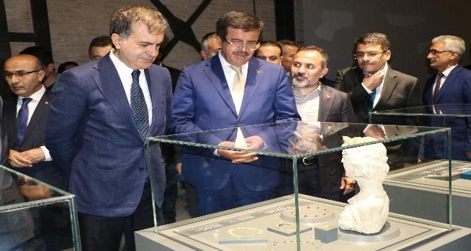 Adana'da '6. Dokuma Kumaş Tasarım Yarışması' ödül töreni