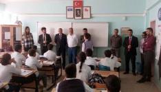 Rektör Karacoşkun öğrenciler ile bir araya geldi