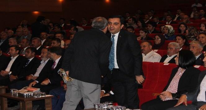 AK Parti Merkez İlçe kongresi açılışı yapıldı
