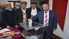 AK Parti Niksar olağan ilçe kongresi yapıldı