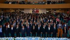 AK Parti Erbaa ilçe kongresi yapıldı