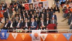Bulanıkta Ak Parti İlçe Başkanı Ali Bulut güven tazeledi