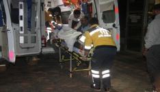 Suriyede çatışmada yaralanan 2 ÖSO askeri Kilise getirildi