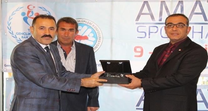 Karamanda Amatör Spor Haftası etkinlikleri