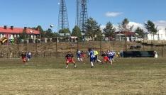 Sarıkamış Gençler Birliği Spor: 2 Kağızman Spor: 1