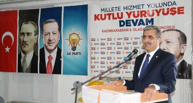 """Konuk: """"2019da Türkiyeye bir eşik daha atlatacağız"""""""