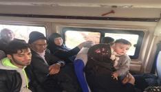 Çanakkalede 23 Afgan kaçak yakalandı