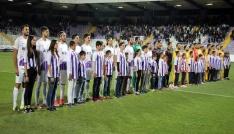 TFF 2. Lig: AFJET Afyonspor: 2 - Eyüpspor: 2