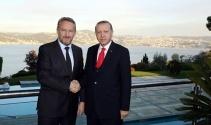 Bakir İzzetbegoviç, Cumhurbaşkanı Erdoğan'ı ziyaret etti
