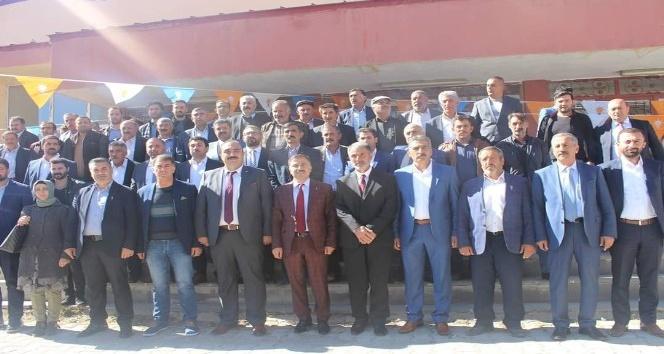 AK Parti Tutak İlçe Teşkilatı 6. Olağan Kongresi gerçekleştirildi