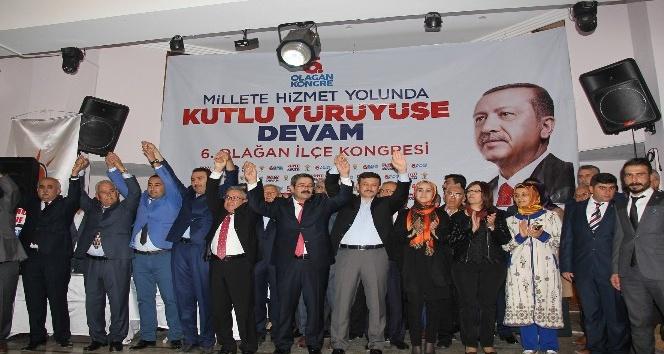 AK Parti Bucakta kongre heyecanı