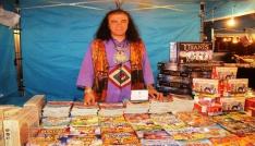 Kitap Festivalinde Yazar Suat Turgut okurlarıyla buluştu