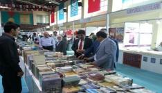 Rektör Karacoşkun Kahramanmaraş Uluslararası 4. Kitap ve Kültür Fuarına katıldı